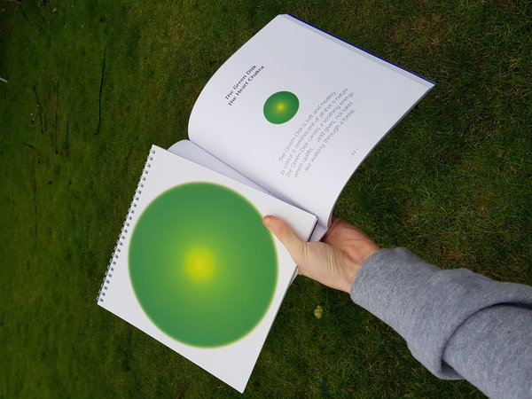 Colour Breathing Disks with Colour Breathing Book - Set